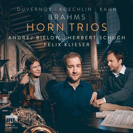 Horn Trios - Johannes Brahms CD