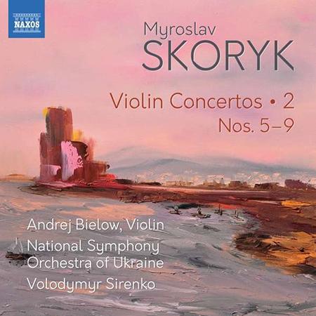 Violin Concertos Vol. 2 Myroslav Skoryk