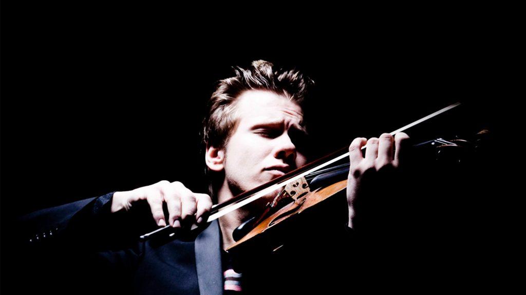 ANDREJ BIELOW Tchaikovsky Violin Concerto