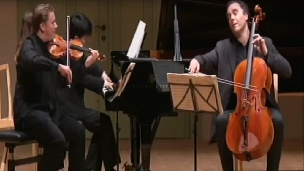 Schubert Trio Andrej Bielow