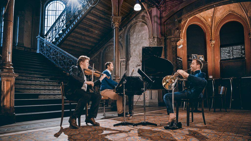 Andrej Bielow Violin Concerts