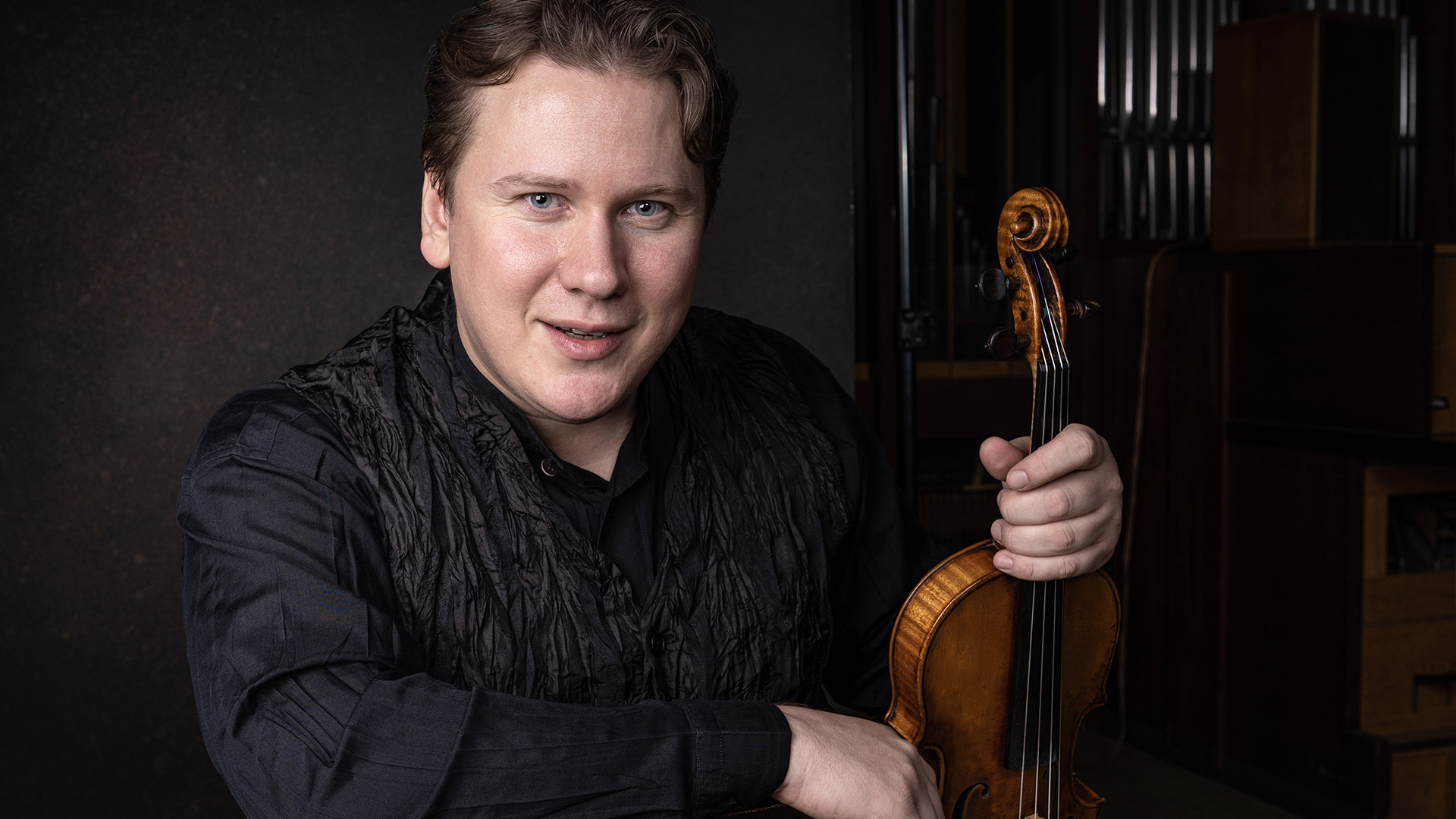Mozart - Sonata KV379, Andrej Bielow - violin