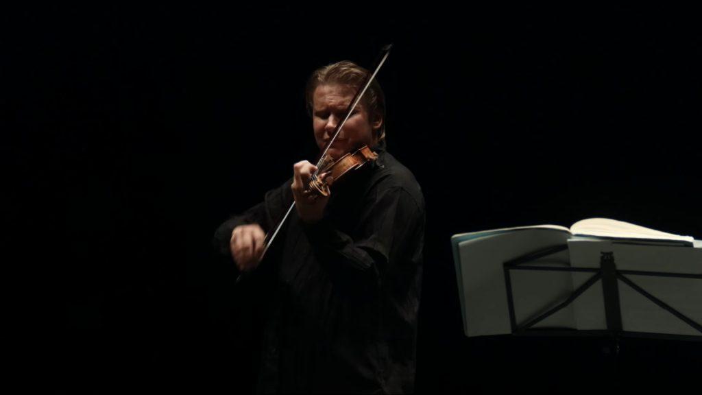 Andrej Bielow & Albert Cano Smit play Ravel Tzigane