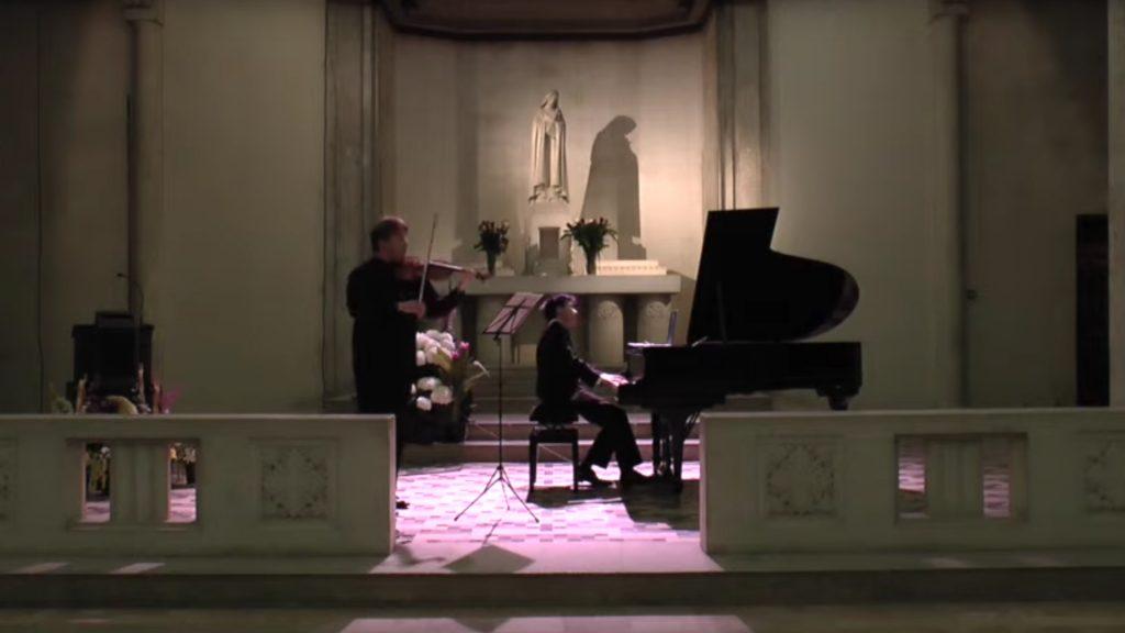 J. S. Bach - Sonata BWV1017, 1/4