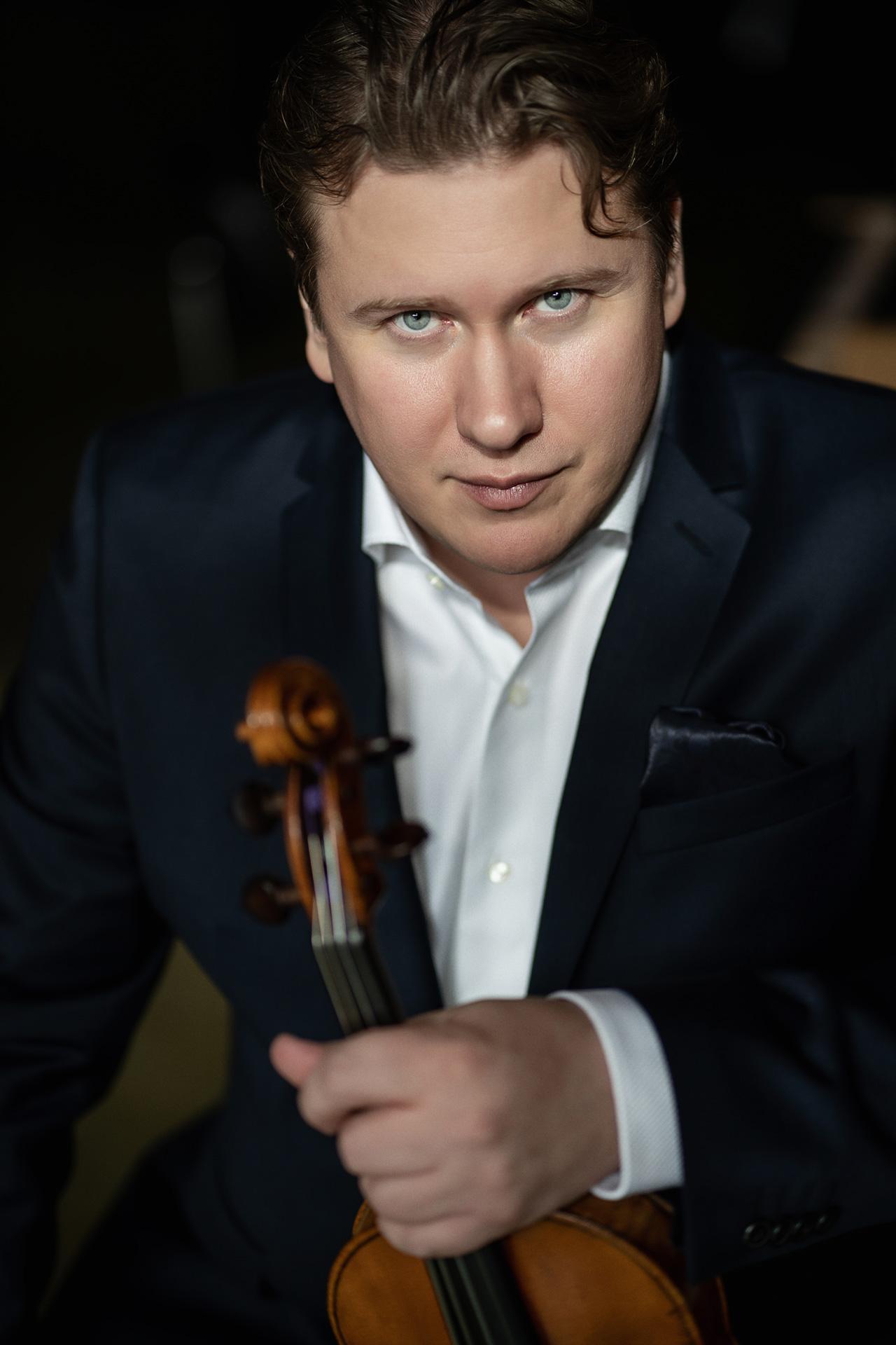 Andrej Bielow Violin